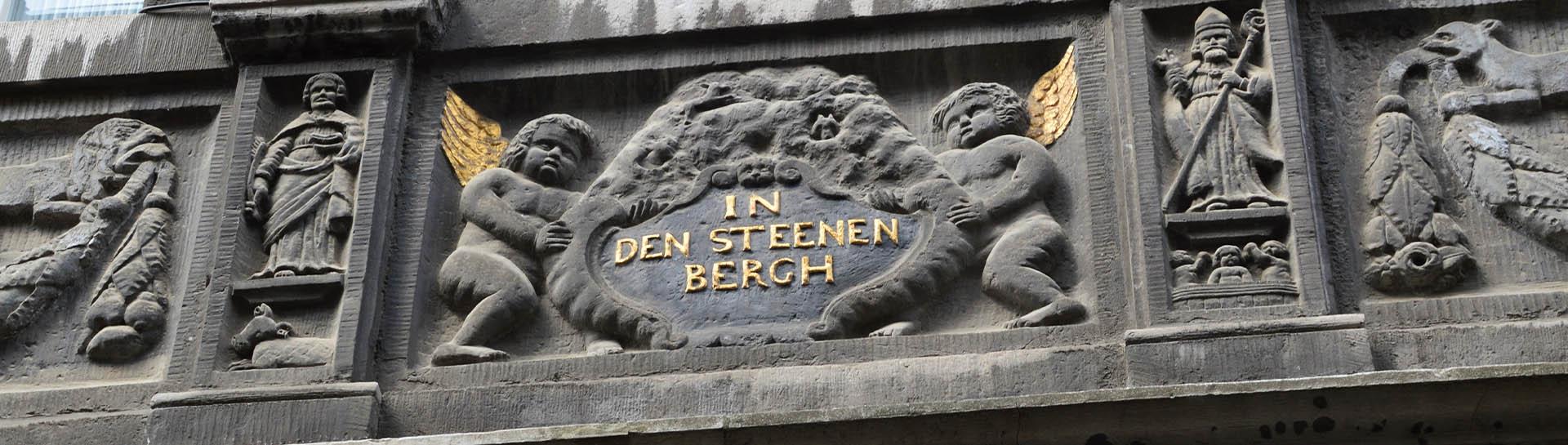Een bijzondere gevelsteen in Maastricht