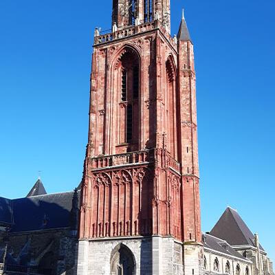 Sint Janskerk een van de bijzondere kerken in Maastricht